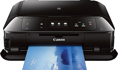 Canon PIXMA MG7520 Wireless All-in-One Inkjet Printer Black (9489B002)