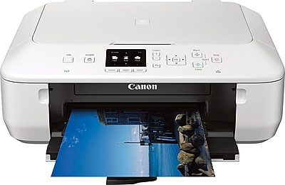 Canon® Pixma MG5620 9487B022 Color Inkjet All-in-One Printer (9487B022)