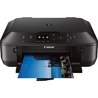 Canon PIXMA MG5620 Wireless Inkjet All-in-One Printer, Black (9487B002)