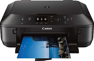 Canon Pixma MG5620 Wireless Inkjet All-in-One Printer Black (9487B002)