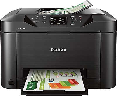 Canon Maxify MB5020 Small Office All-in-One Printer (9627B002) 1269945
