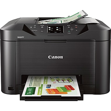Canon Maxify MB5020 Color Inkjet Small Office All-in-One Printer (9627B002)