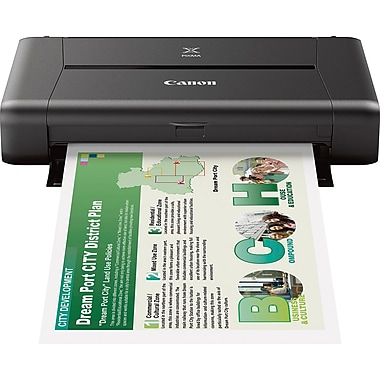 Canon PIXMA IP110 Wireless Mobile Inkjet Printer (9596B002)