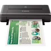 Canon PIXMA IP110 9596B002 Color Inkjet Wireless Mobile Printer