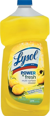 Lysol Power & Fresh Multi-Surface Cleaner, Sparkling