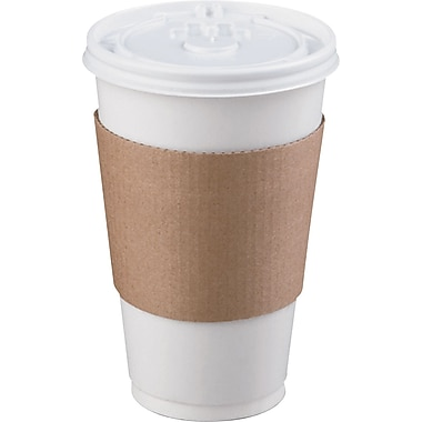 LEVIN BROTHERS PAPER Coffee Clutch Hot Cup Sleeve