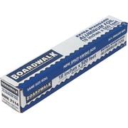 """Boardwalk® 7114 Standard Foil Roll, 18""""(W) x 500'(L), Silver"""