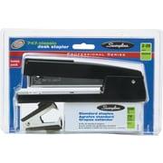 Swingline® 747® Classic Stapler Value Pack W/Staples And Remover, 20-Sheet Capacity, Black (S7074793)