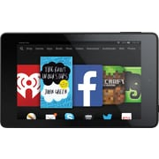 "Amazon Fire HD Tablet, 6"", 8GB, Black"