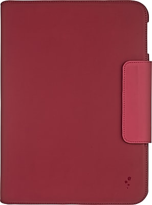 M-Edge Stealth Shell Case for iPad Mini Red