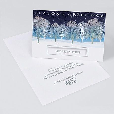 Holiday photo cards custom holiday cards staples holiday photo cards executive cards m4hsunfo