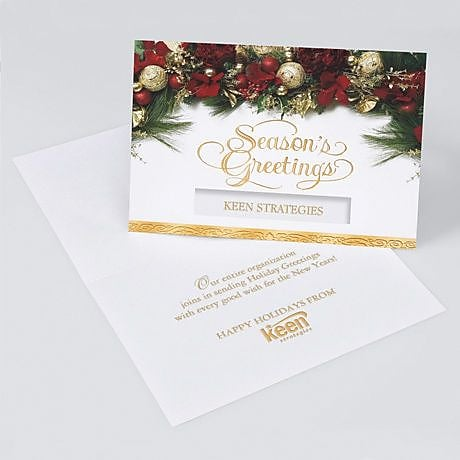 Holiday Photo Cards Executive