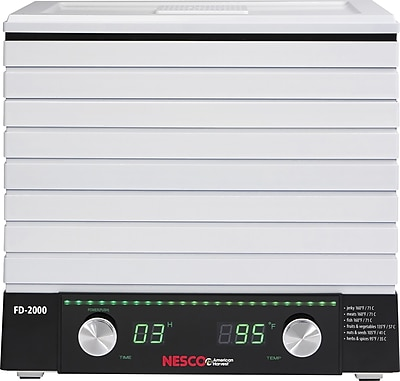 Digital Square Dehydrator 530 Watt