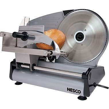 180 Watt Food Slicer w/ 8.7 Blade