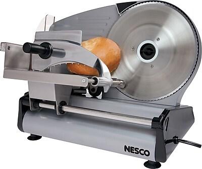 180 Watt Food Slicer w/ 8.7 Blade