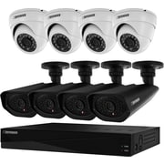 Sentinel™ Widescreen 8CH  DVR with 2TB HDD and 8 Surveillance 800TVL Cameras