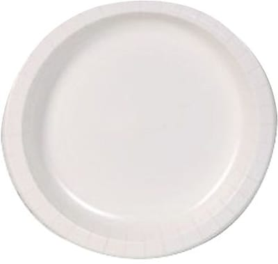 Dixie® Basic Light Weight Paper Plate by GP PRO, 8.5