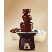Fontaine de chocolat fondu professionnelle