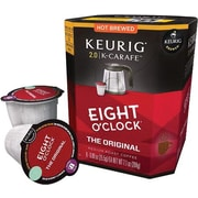Eight O'Clock Keurig 2.0 K-Carafe Pack Coffee Regular 8/Pack (4606)