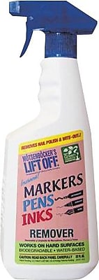 Lift-Off® Stain Remover #3 Pen, Ink & Marker Stains, Trigger Spray, 22 Oz.