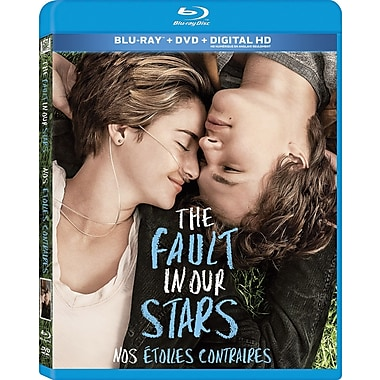 Nos étoiles contraires (The Fault in Our Stars) (Blu-ray/DVD)