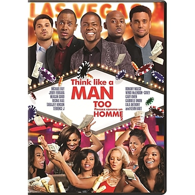 Think Like a Man Too (DVD)