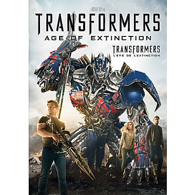 Transformers : L'ère de l'extinction (DVD)