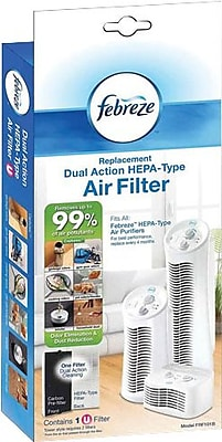 Febreze Replacement HEPA-Type Air Filter 1035156