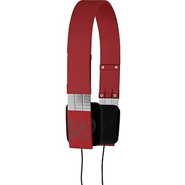 Bang & Olufsen Form 2i Headphone, Red