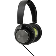 Bang & Olufsen BeoPlay H6 Headphone, Black Leather