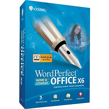 WordPerfect Office X7 Student and Teacher Edition [Boxed]