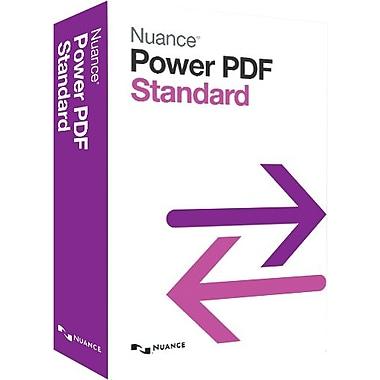 Nuance Power PDF Standard, Bilingual