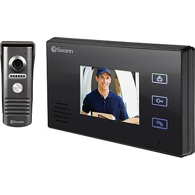 Swann SWHOM-DP870C Doorphone Video Intercom Color LCD Monitor