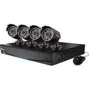 DVR4-3425™ 4 Channel 960H Digital Video Recorder & 4 x PRO-735™ Cameras