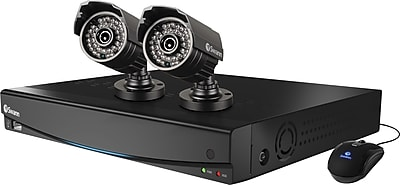 DVR4-3425 4 Channel 960H Digital Video Recorder & 2 x PRO-735 Cameras