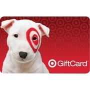 Target Gift Card $25 (Email Delivery)