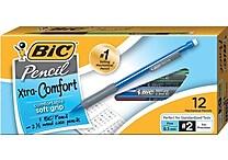 BIC Matic Grip® Mechanical Pencils .5mm, Dozen