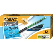 BIC Matic Grip Mechanical Pencils .7mm, Dozen (40473/MPG11)