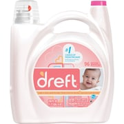 Dreft® He Original Laundry Detergent, 150oz (80377)