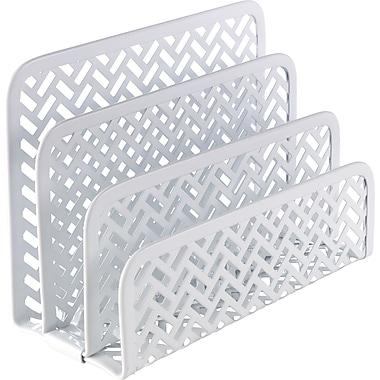 Staples® White Zigzag Letter Sorter (26844)