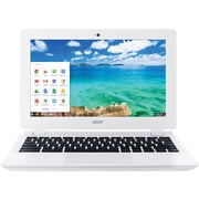 "Refurbished Acer 11.6"" HD widescreen, Chromebook (CB3-111-C670), 2 GB RAM, 16 GB Hard Drive, Intel Celeron Processor"