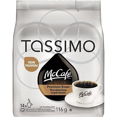 Tassimo McCafé – Torréfaction supérieure, sert 14 tasses, 116 g