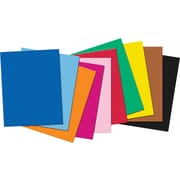 """Pacon Four-Ply Railroad Board, 22"""" x 28"""", Assorted"""