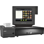 Lavu Point of Sale for Restaurants - iPad Air POS - Single Printer
