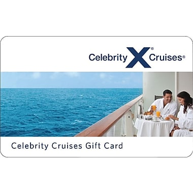 Celebrity Cruise Gift Card $25 (Email Delivery)