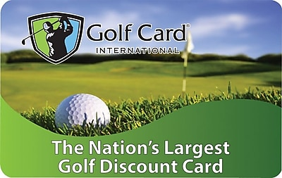 Golf Card $59 Gift Card (67532B5900)