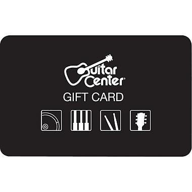 Guitar Center Gift Card $100