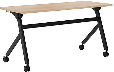 HON Multi-Purpose Table, Flip Base, 60