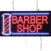 LED Barber Shop Sign
