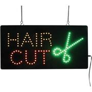 LED Hair Cut Sign